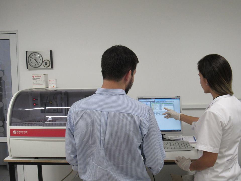 Nueva implementación en Laboratorio Flores Monteros