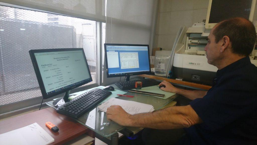 Laboratorio Sanatorio Americano Rosario actualiza a V3