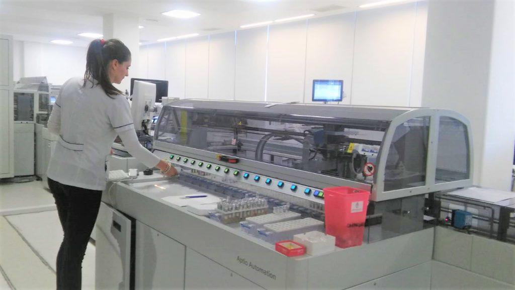 COYA Laboratorios en CEMAFE, junto a la cadena analítica más grande de la región.