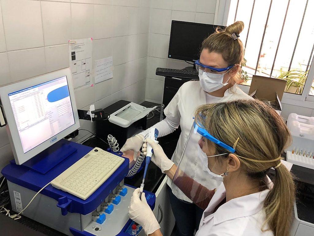 (Español) Tromboelastometría Rotacional, única en la Provincia de Santa Fe.