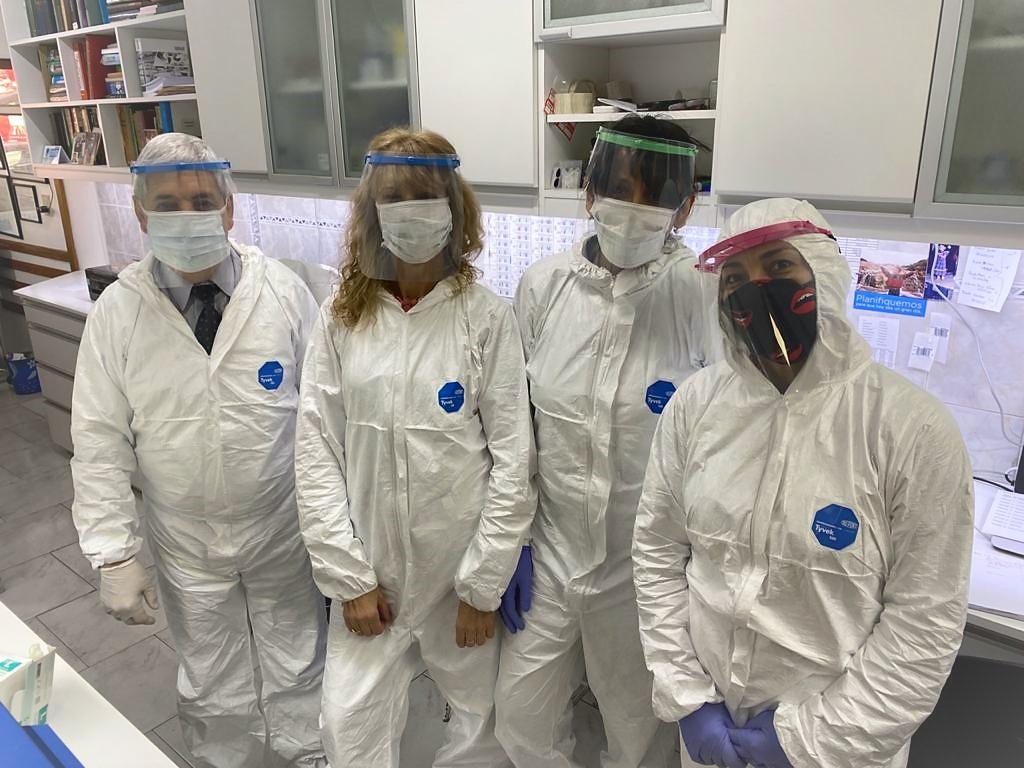 (Español) LAB Bioquímica Especializada de San Rafael (Mendoza) actualiza COYA Laboratorios